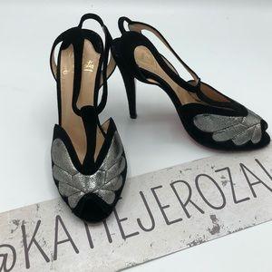 Christian louboutin size 38 heels
